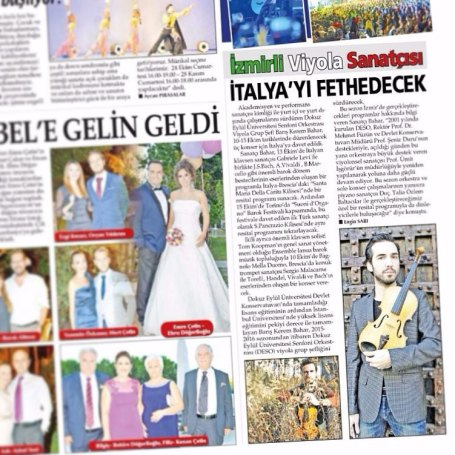 Turkish press