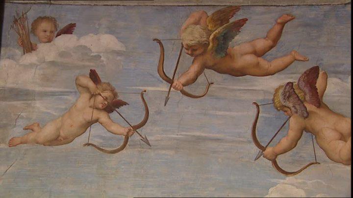 402105610-cupido-trionfo-di-galatea-putto-villa-farnesina
